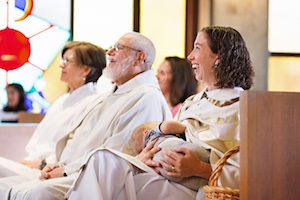 Liz Tichenor Ordination